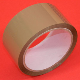 Brown Tape Packing material